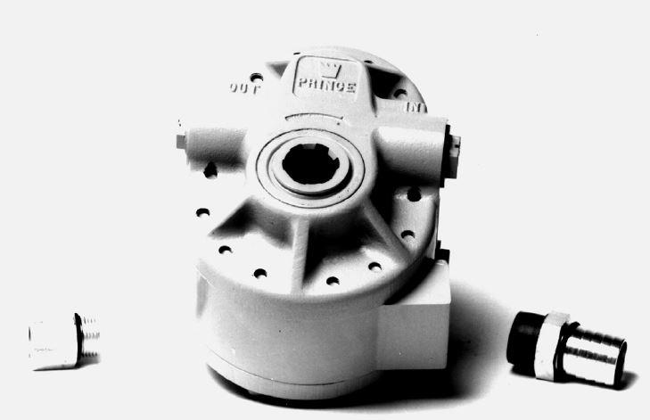 Pto Drive Gear : Pto driven gear pump gerrard hydraulics