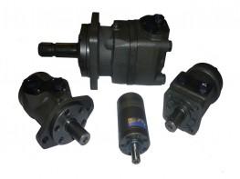 M+S Hydraulic Motors
