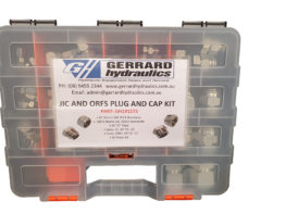 Steel Caps and Plugs Kits