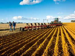 seeding your crops in WA